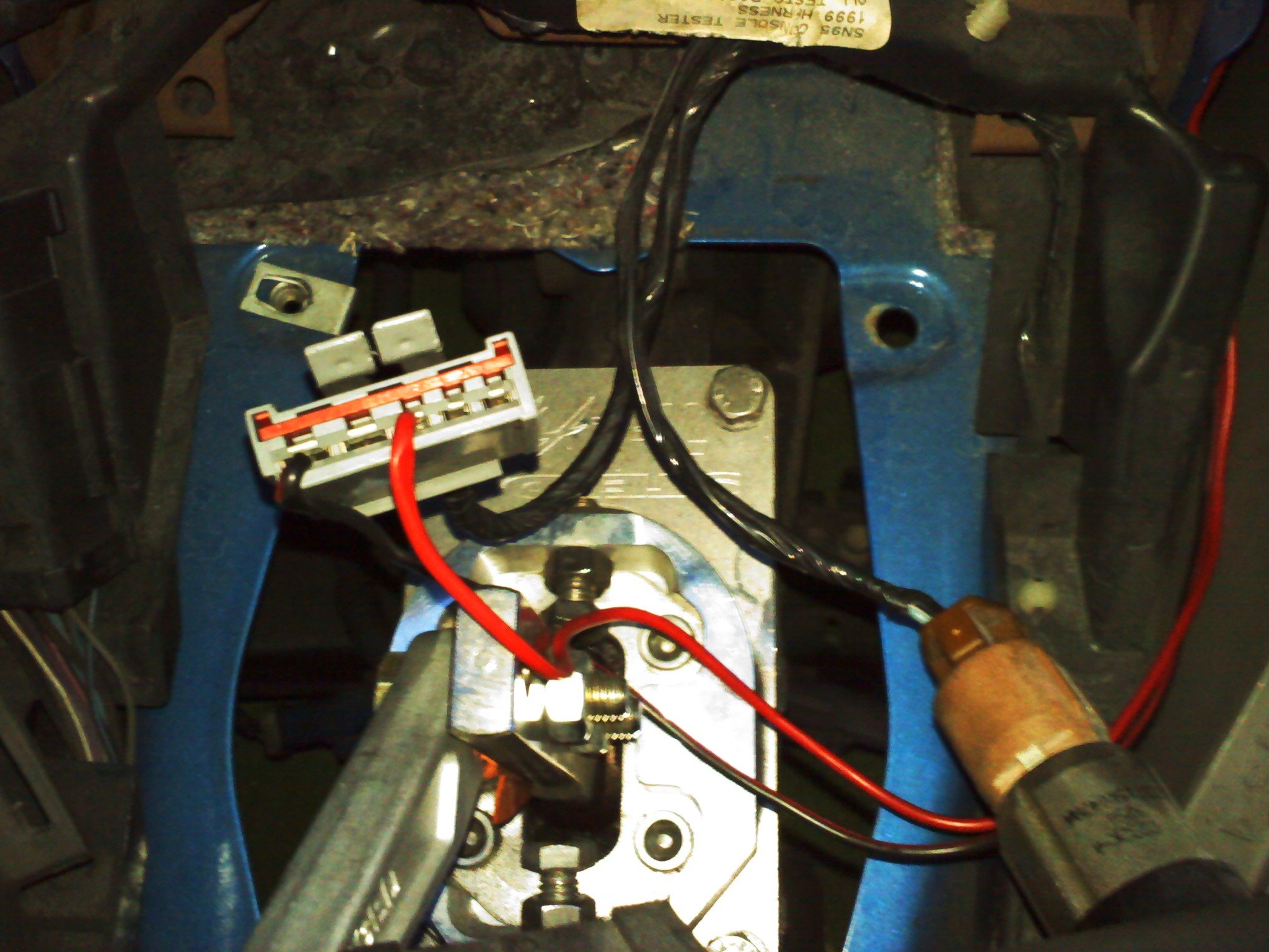 2000 Ford Mustang 2000 Ford Mustang V6 Fuse Diagram On 2000 Mustang