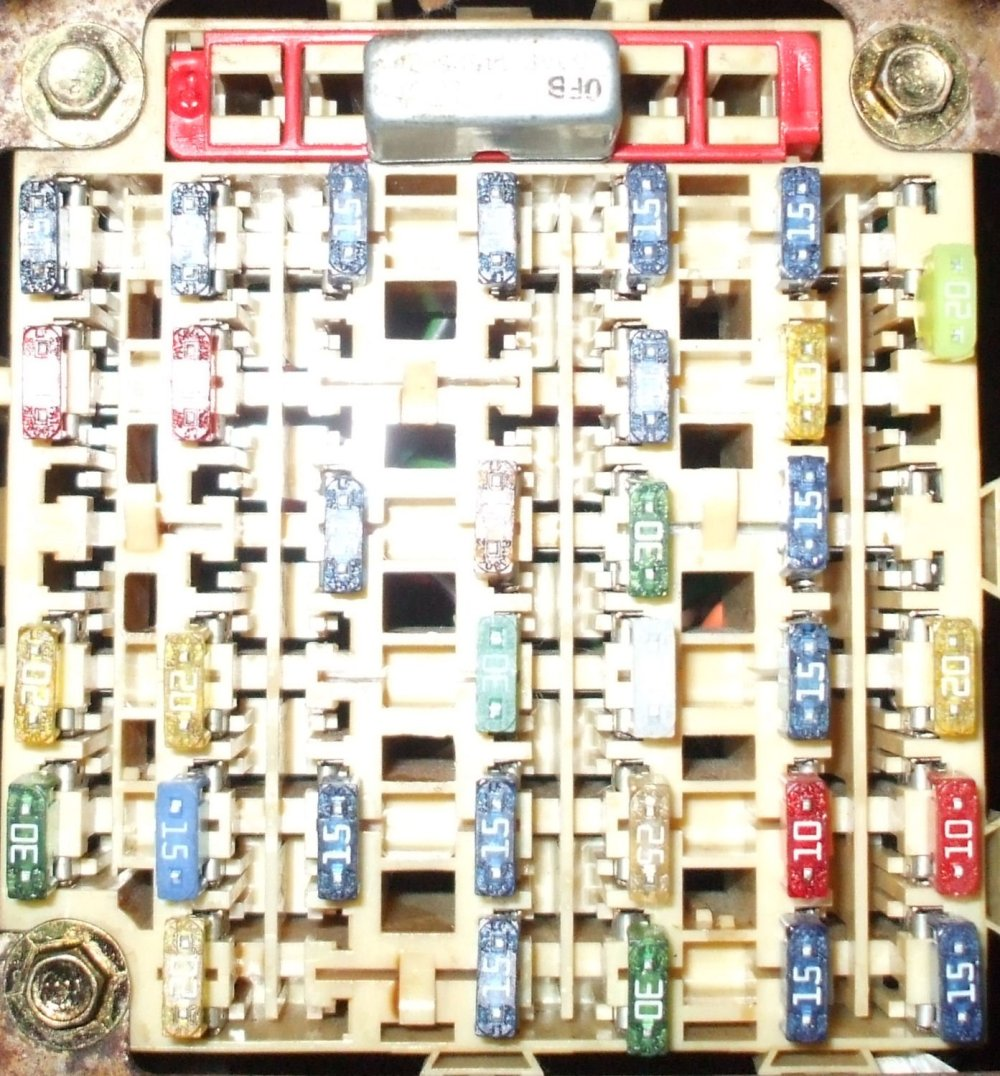 medium resolution of click image for larger version name fuse box before 2001 v6 mustang unusual