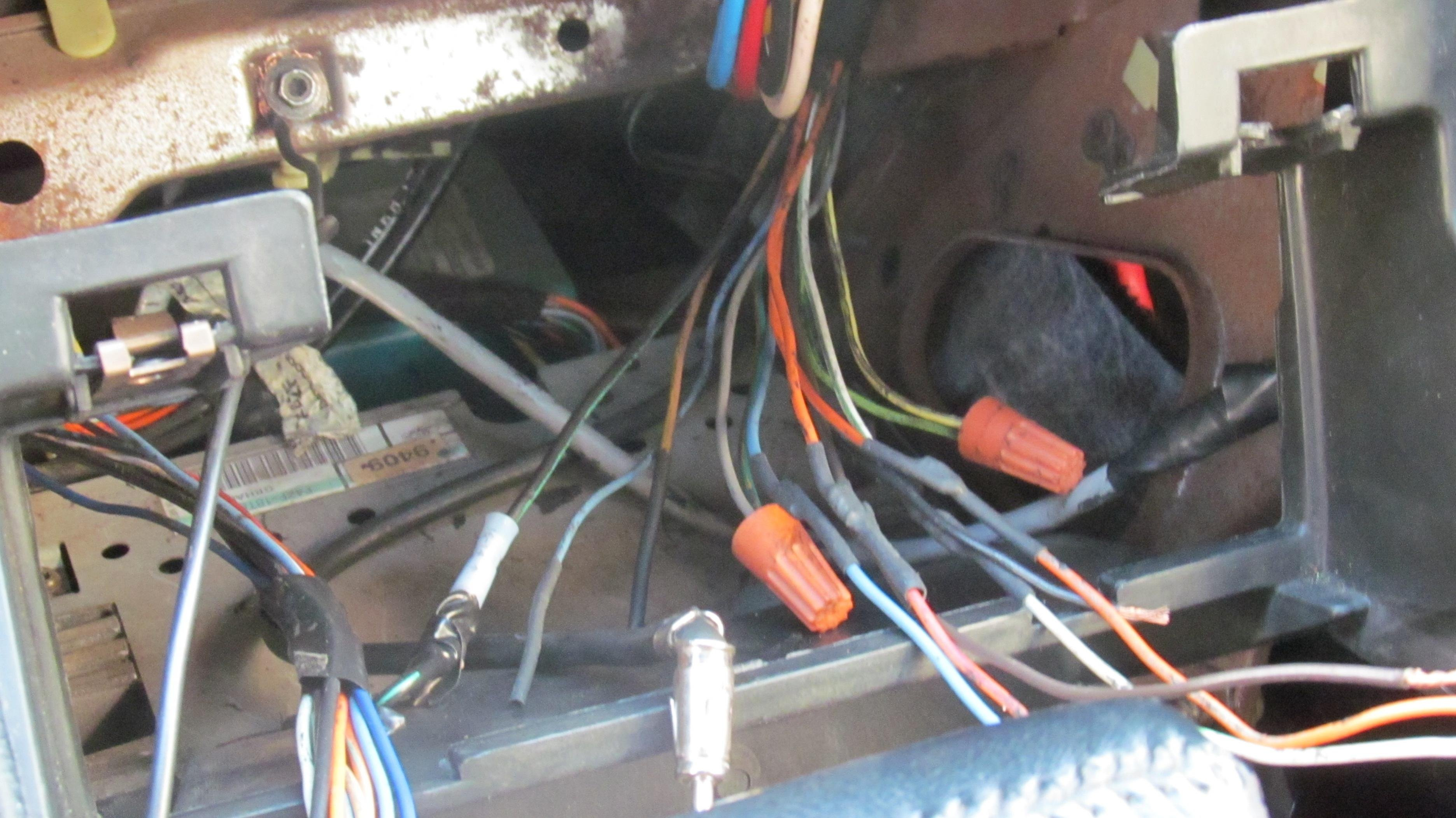 1994 Ford Explorer Radio Wiring Harness View Diagram