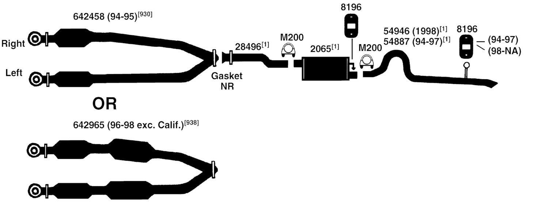 hight resolution of 2001 mercedes e320 parts diagram u2022 wiring diagram for free egr valve diagram e320 engine hoses