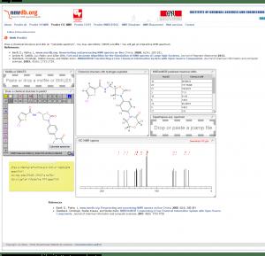 Predict 13C carbon NMR spectra
