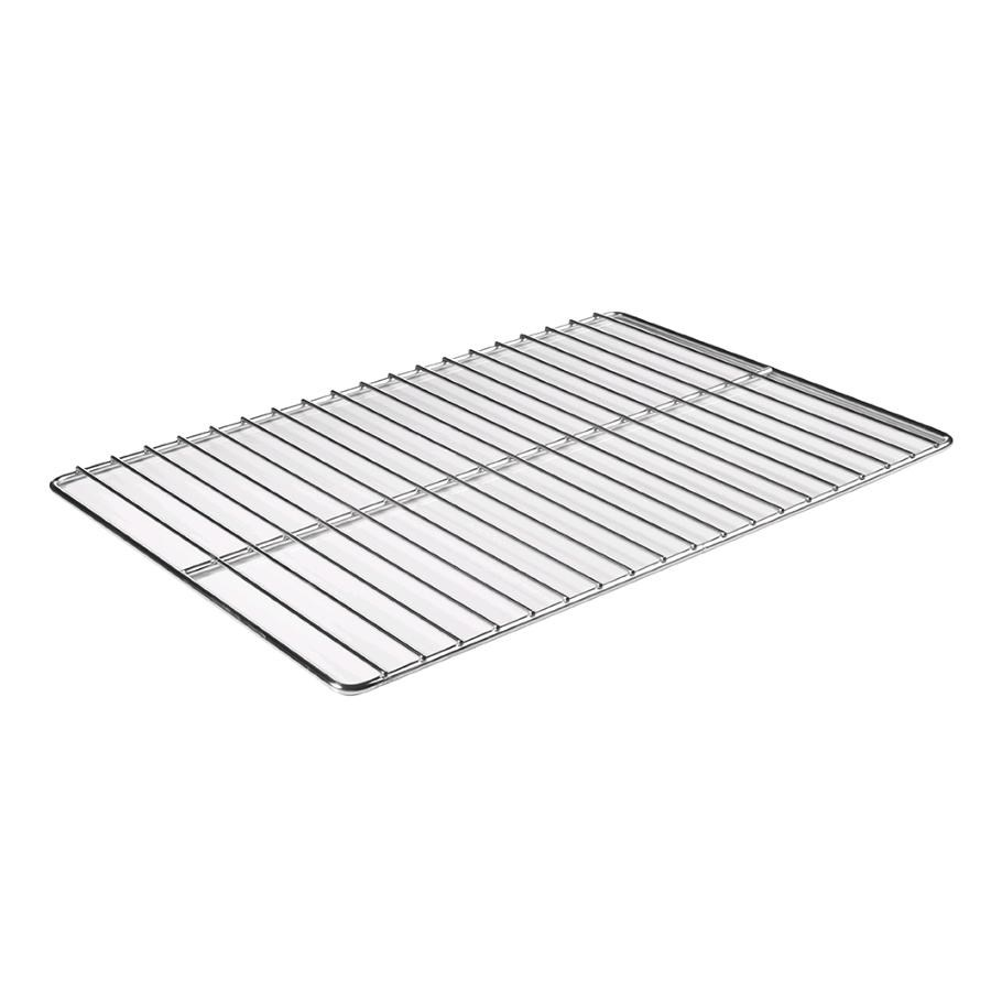 NON-MAGNETIC LIGHT STEEL GRILL RACK GASTRONORM 1/1 mm. 530