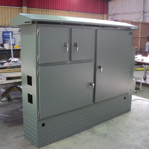 Electrical enclosure - Enclosures