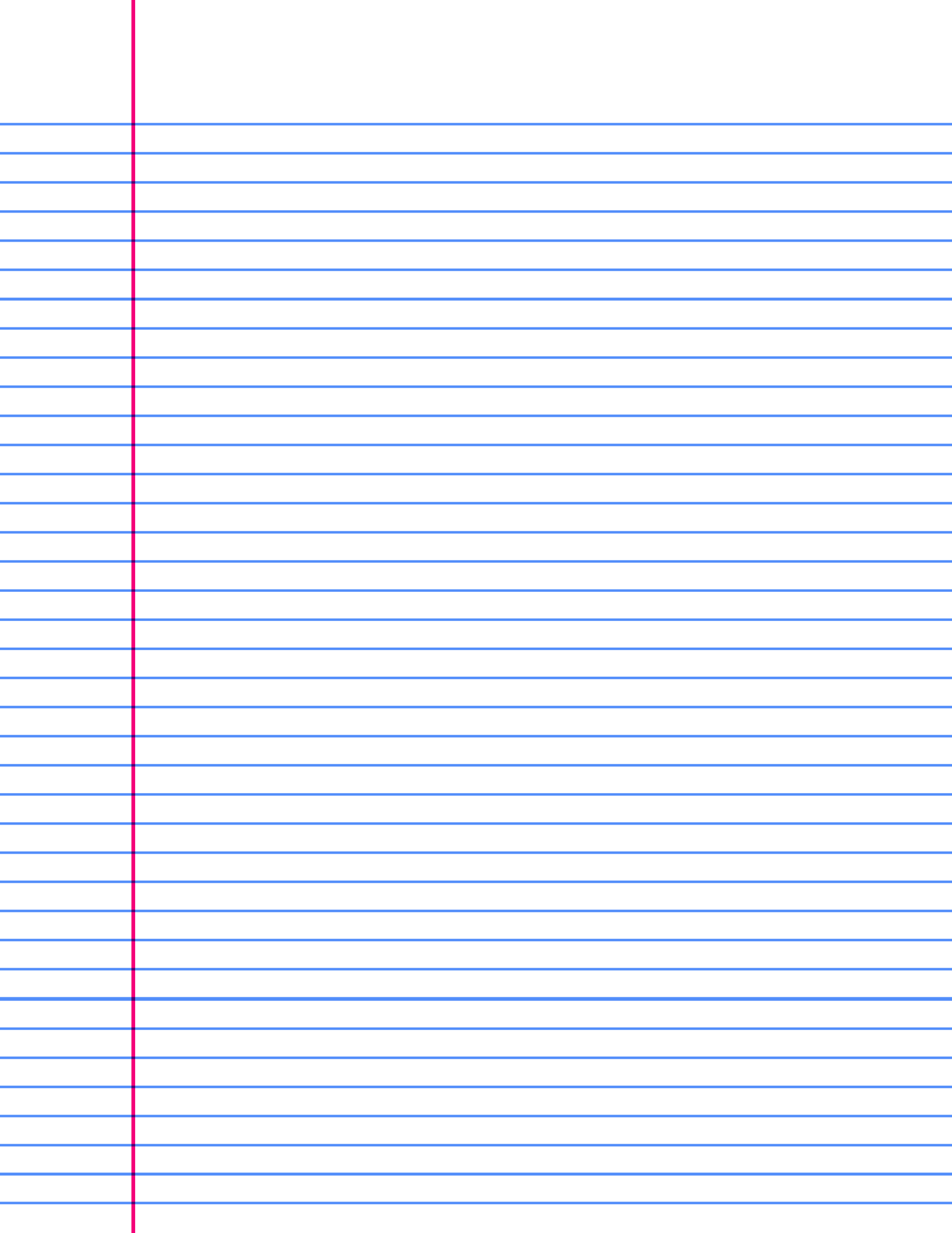 Black Lines: With No Border Or Any Margin This Template Consist Of Never  Ending Plain Parallel Black Lines Which Can Either Be Used To Jot Down  Points ...  Print College Ruled Paper