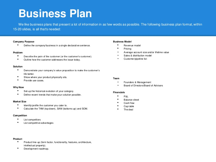 15 best design and samples for business plan templates table of if your business isnt going to make any money it wont be successful so you need to be very clear on how you will make a profit flashek Image collections