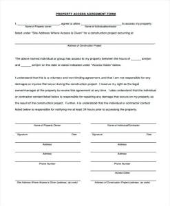 Property Management Agreement sample