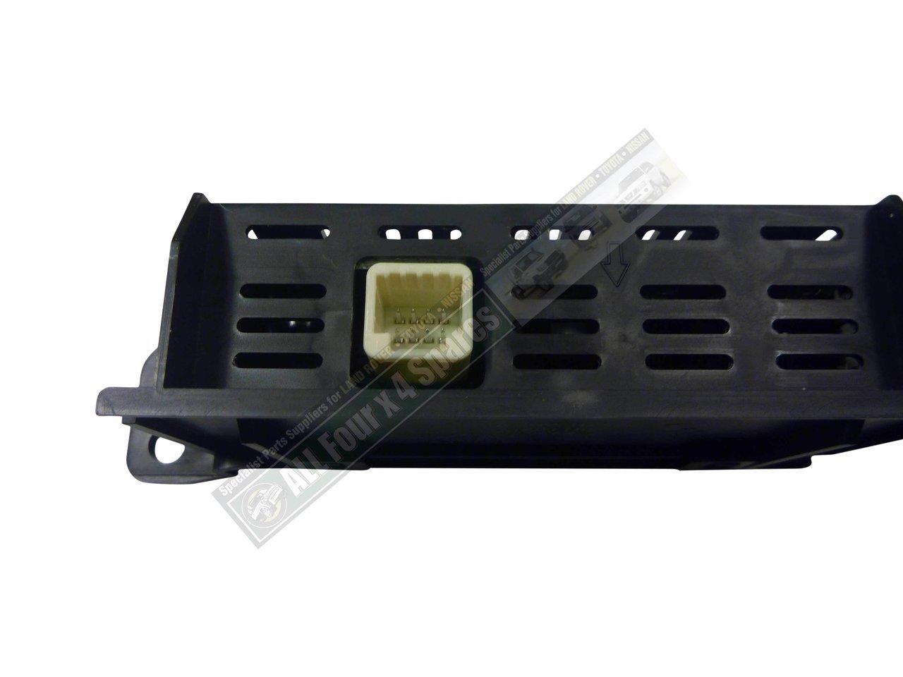 hight resolution of  dash clock multifunction suitable for landcruiser vdj76 vdj78 vdj79 genuine