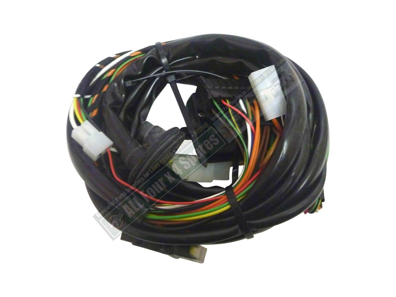 hight resolution of milford towbar wiring harness suitable for toyota landcruiser 200 series 2009 on