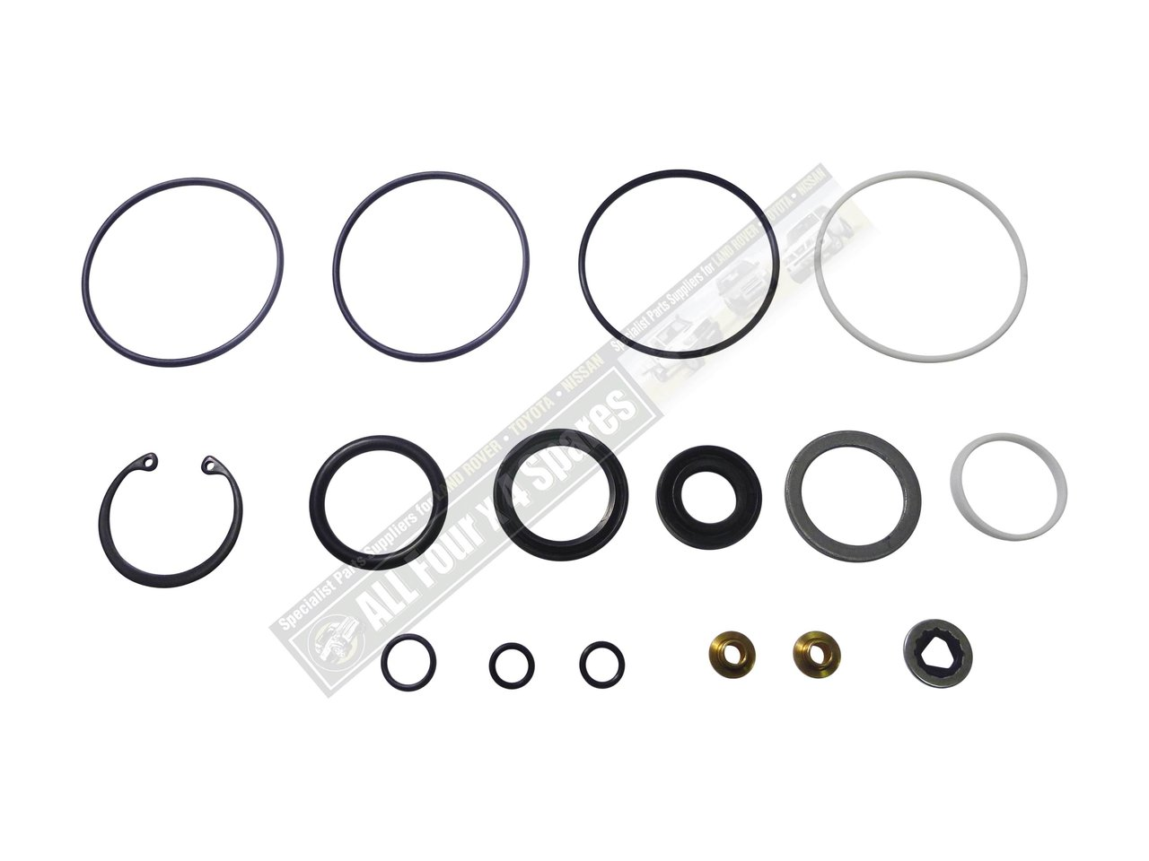 Power Steering Box Seal Kit Hilux Rn105 Ln106 To