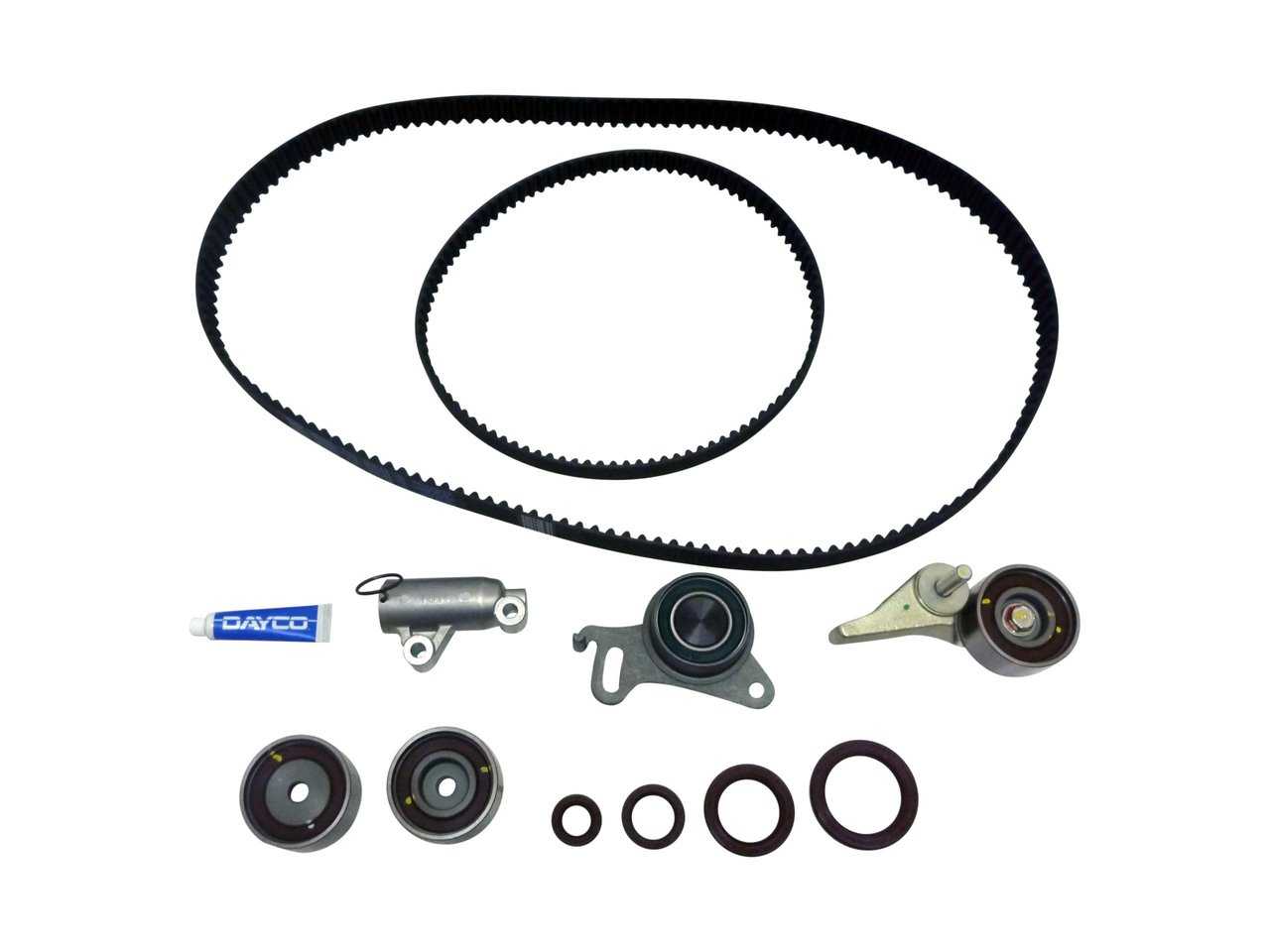Timing Belt Kit For Mitsubishi Triton Challenger 2 5 Turbosel