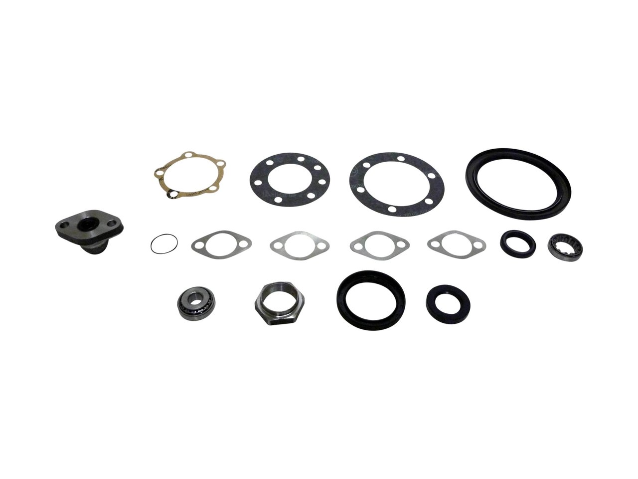 Major Swivel Kit For Land Rover Defender Td5 And Puma With Abs
