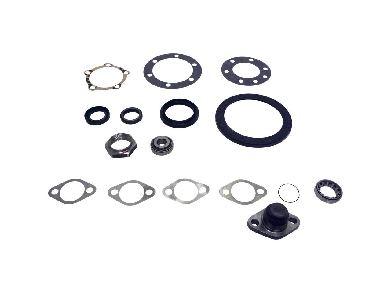 Major Swivel Kit For Land Rover Defender Td5 And Puma No Abs