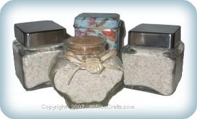 almond oatmeal facial scrub
