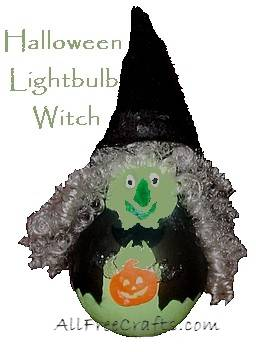 Lightbulb Witch