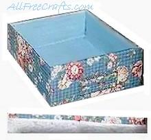 recycled cardboard envelope box