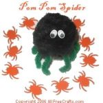 Pompom Spiders