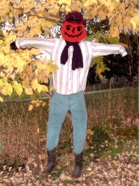 How To Make A Scarecrow All Free Crafts