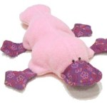 Soft Toy Sewing Pattern – Platypus