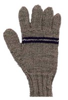 J Crew Style Gloves and Hat Pattern - Knitting