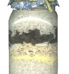 curried rice and raisins jar mix
