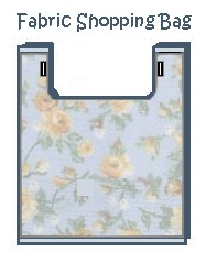 fabric shopping bag pattern