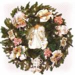 Victorian Ornaments Wreath