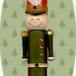 Recycled Toy Soldier