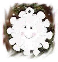 Craft Foam Snowflake