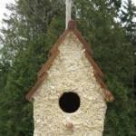 Eggshell Bird House