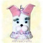 Easter Bunny Bank