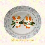 boiled egg bunnies