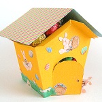 Easter Egg House