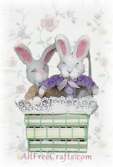 berry nice Easter basket