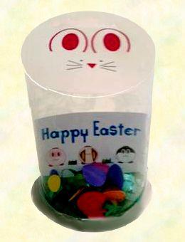 paper Easter globe