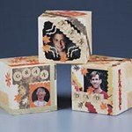 Styrofoam Photo Cubes