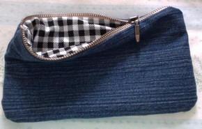 denim pencil case pattern