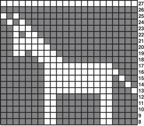 horse graph