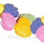 recycled molded wax crayons