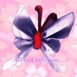 Ribbon Butterflies