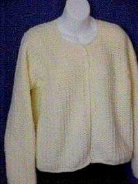 adult jiffy cardigan