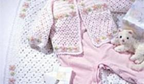 baby layette crochet