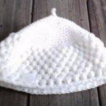 Puff Stitch Hat