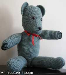 modern weldon teddy bear