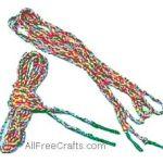 Braided Shoelaces