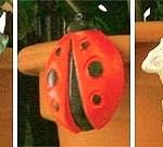 Clay Pot Clings