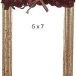 Crackled Picture Frame