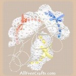 Scented Doily Sachets