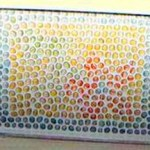 Marble Mosaic Serving Tray