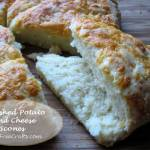 Potato Cheese Scones
