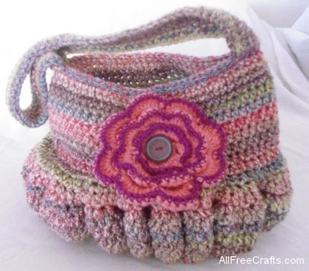 Free Crochet Hobo Bag Pattern Awesome Crochet Hobo Bag Pattern